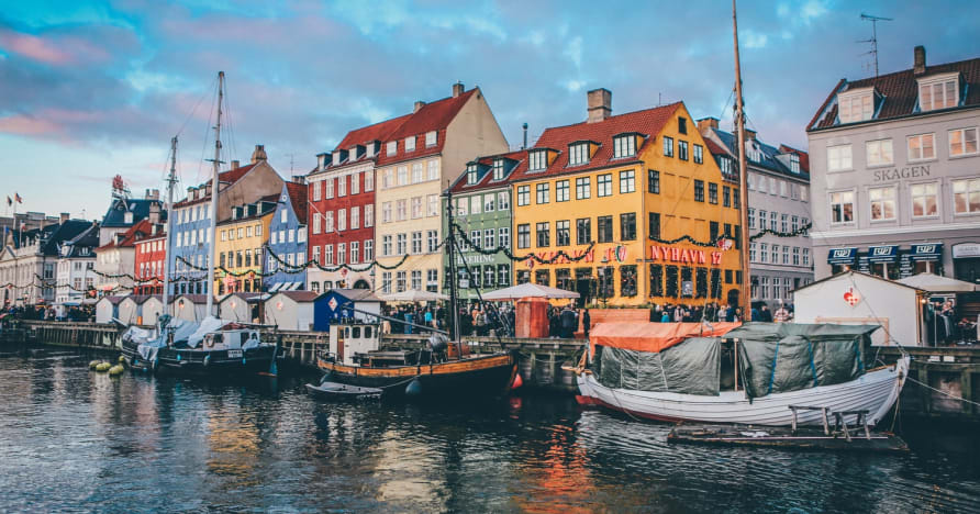 Locais de apostas dinamarqueses permanecerão fechados até 5 de abril