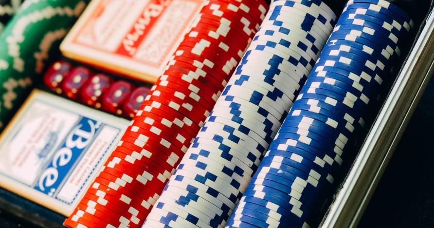 Entre no Texas Hold'em