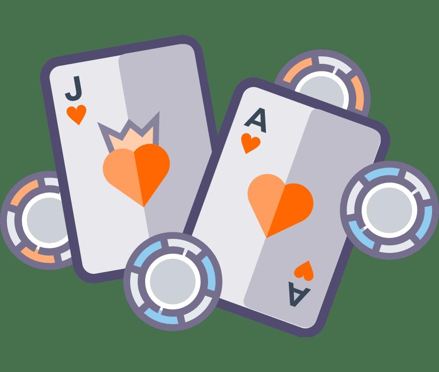 Jogue Blackjack Online ao Vivo - Melhores Casinos em 2021