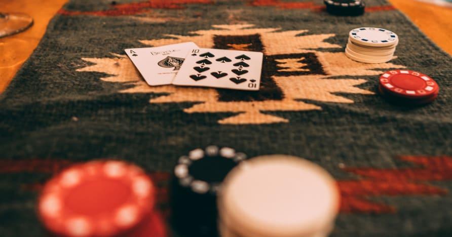 Habilidades de gerenciamento de dinheiro de blackjack