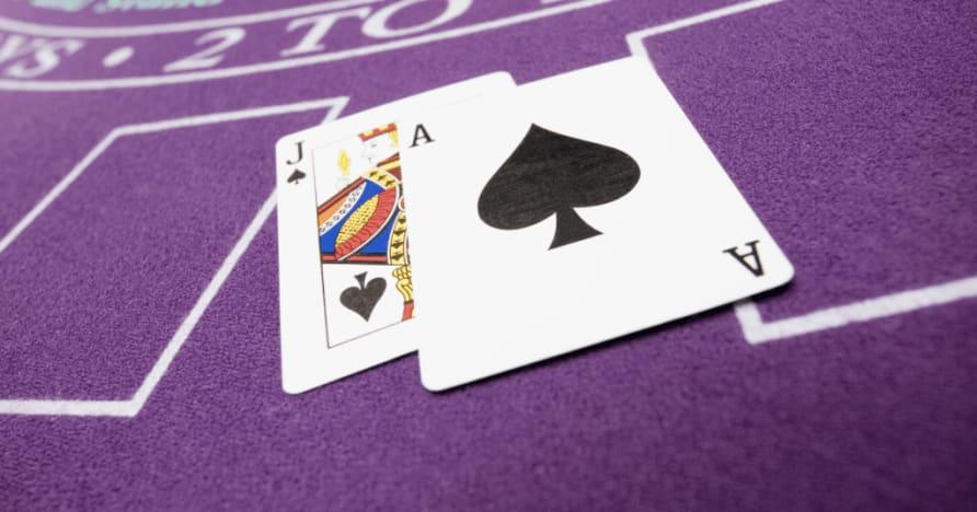 Explicação da etiqueta e dicas do blackjack ao vivo: como se comportar