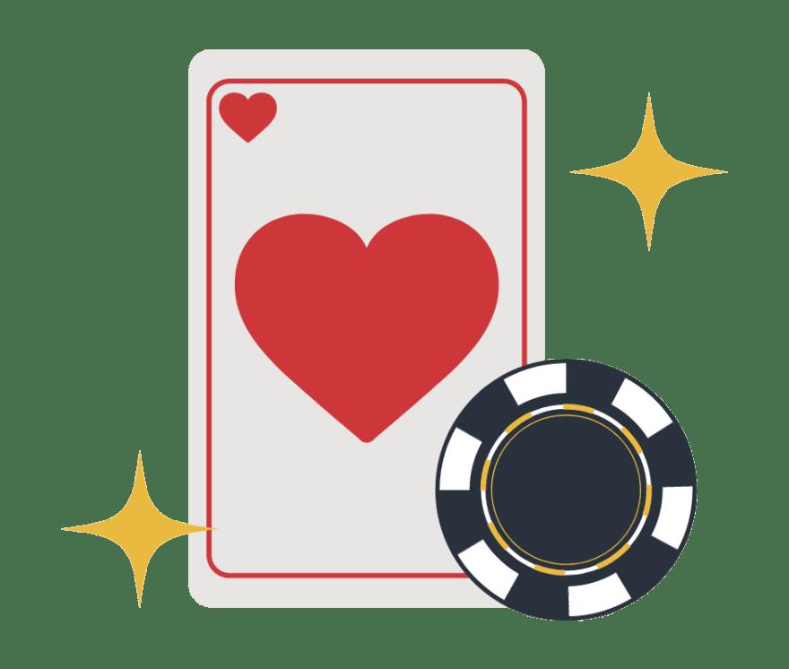 Jogue Poker Online ao Vivo