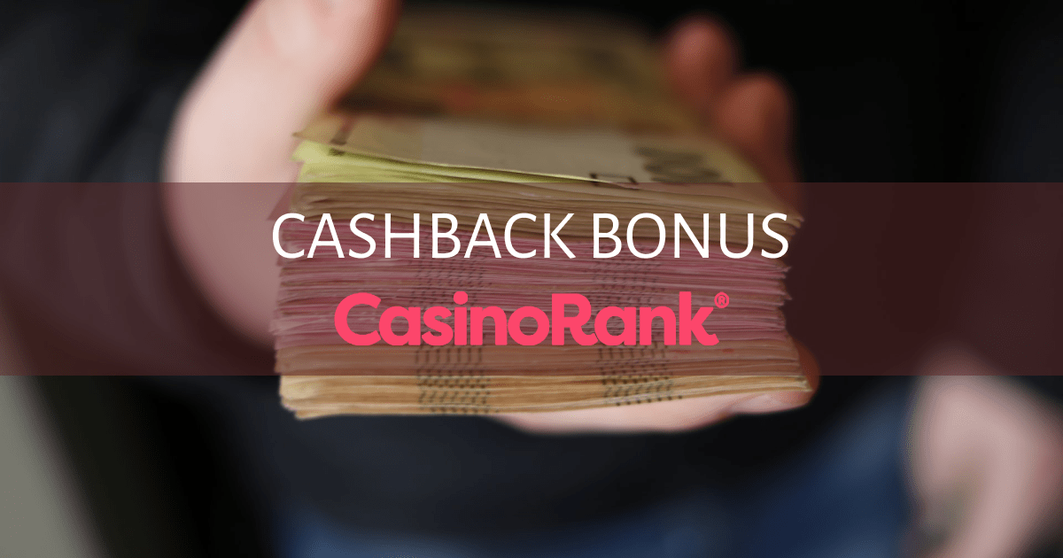 Bônus em Cashback